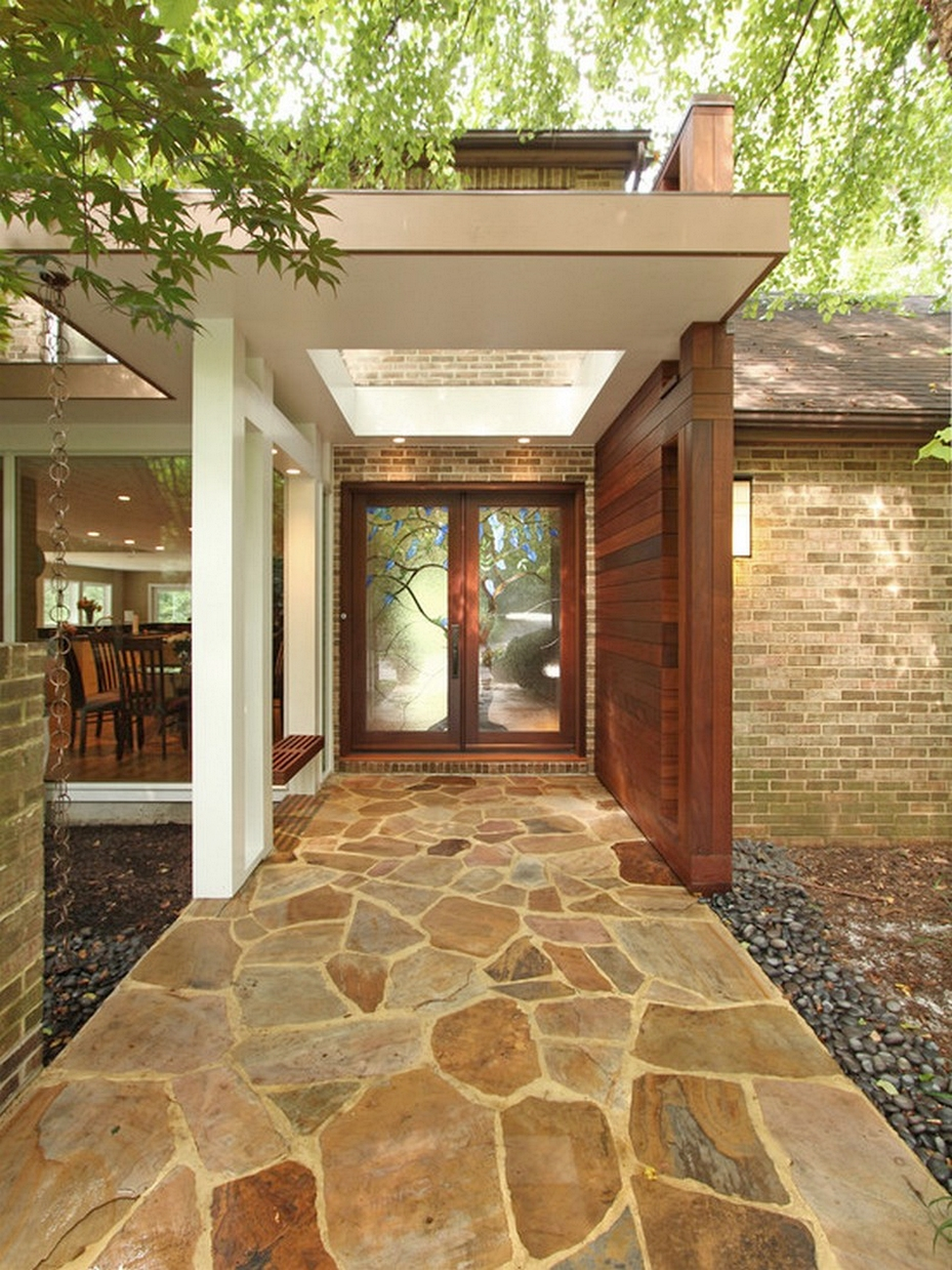 Beautiful House Entrance Trend Entrances Ideas Including Remarkable Trends