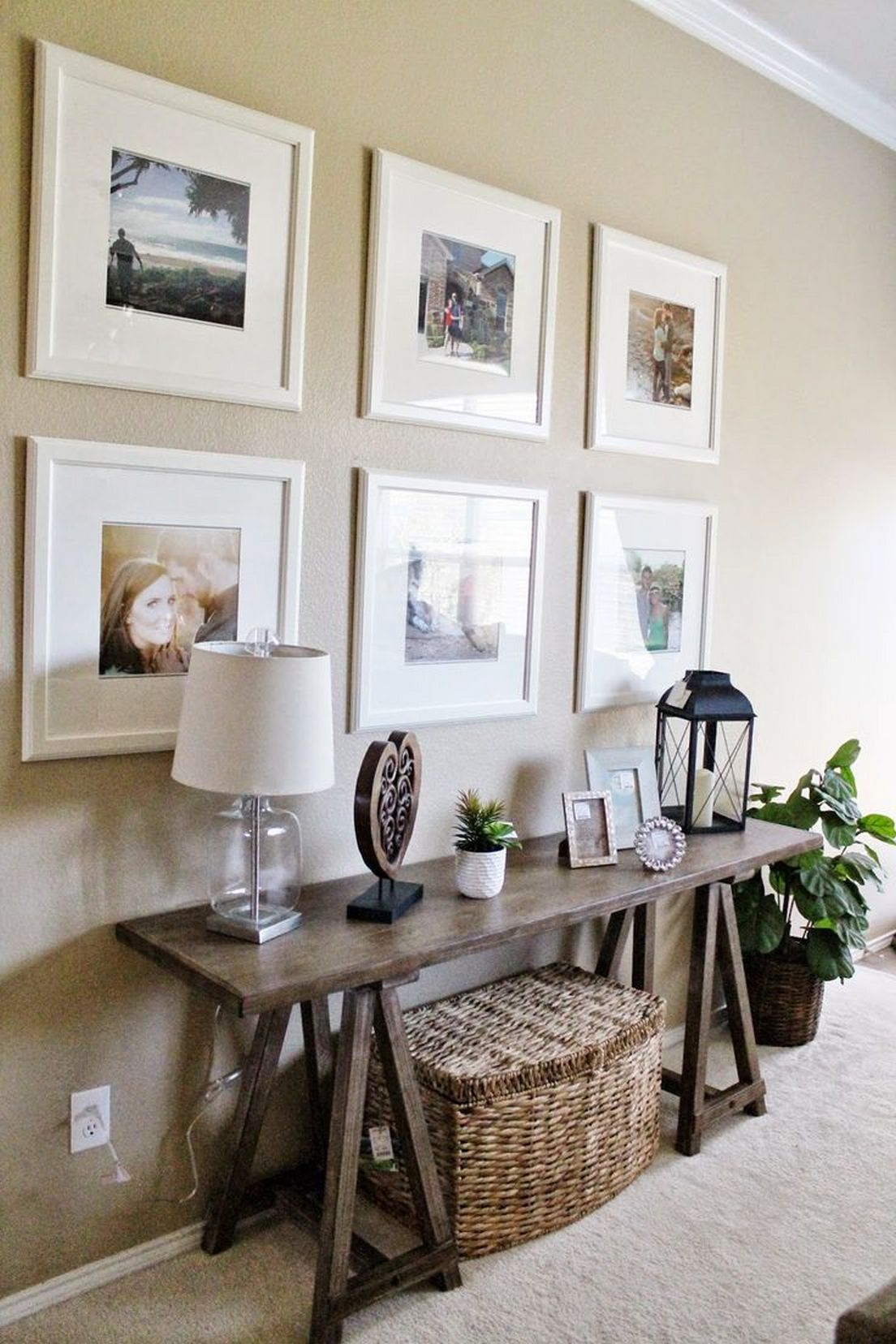 Living Room Decor Ikea Picture Frame Gallery Wall Decor ...