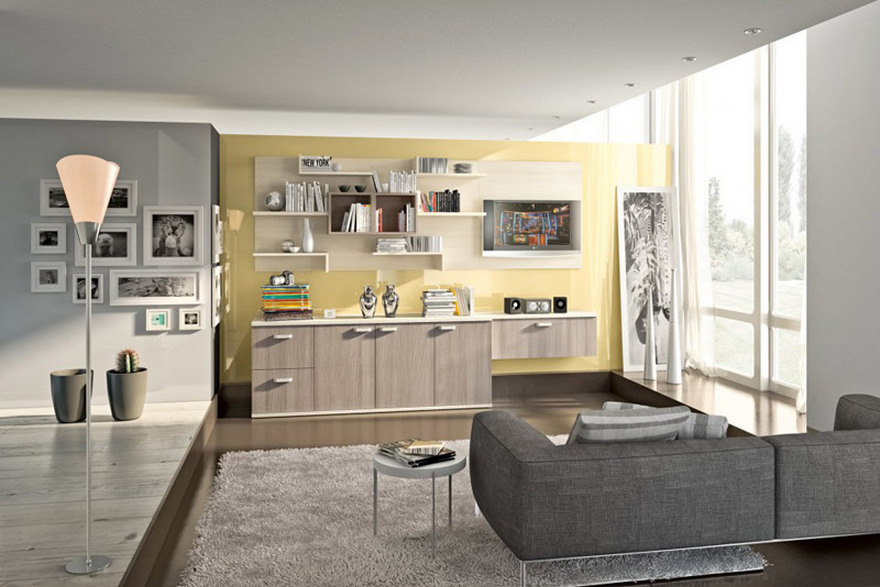 inspiration wall unit luxury deluxe living room   75+ Ideas and Tips Interior Design Living Room Simple ...