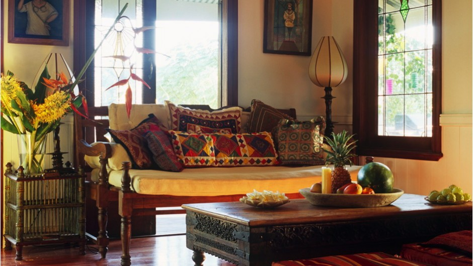 Living Room Without A Sofa Ideas Bohemian