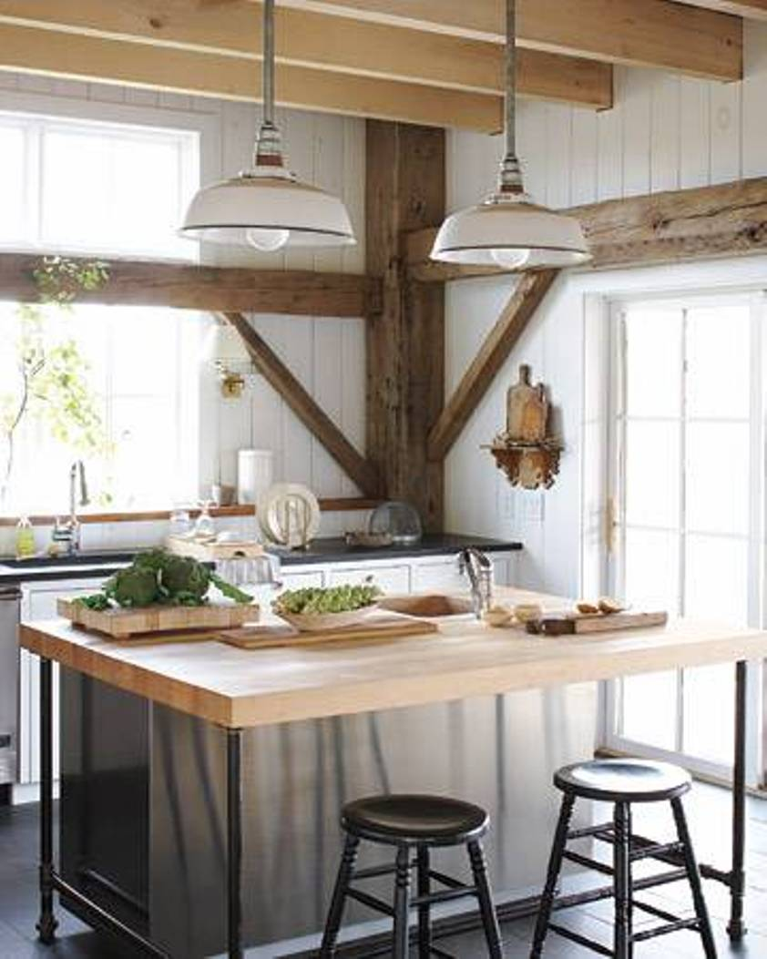 Vintage Kitchen Ideas: 10 Best Kitchen Lighting Fixtures & Ideas