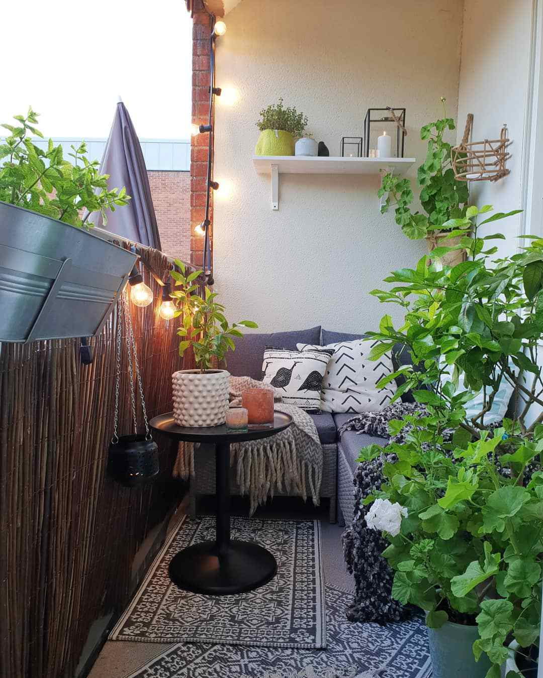 Outdoor Rooms On A Budget Privacy Screens