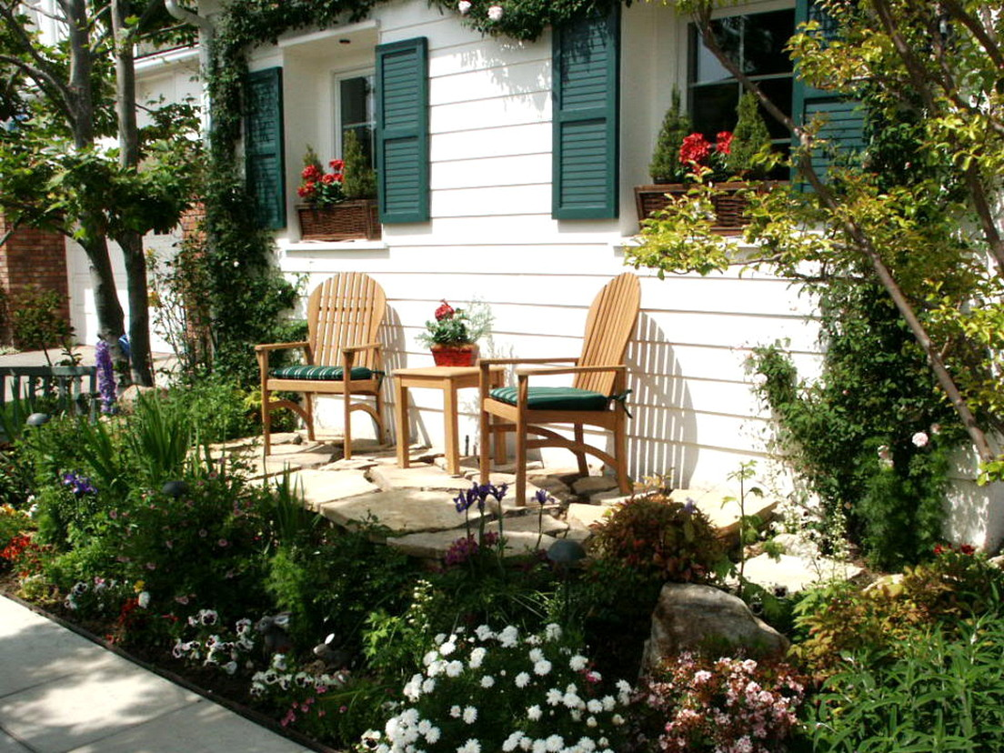 Home And Garden Decorating Ideas Unique Garden Design Ideas Small