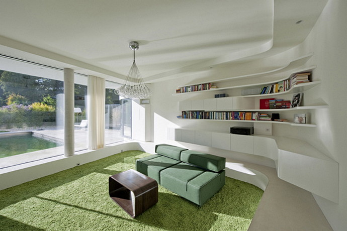 Modern Organic Homes Natural Architecture Style Design Ideas ...