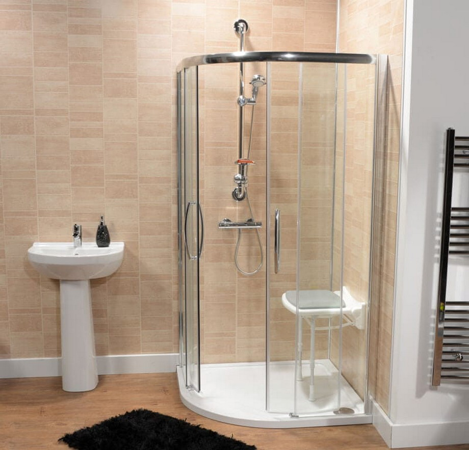 Walk In Showers For Seniors With Chair | ArchitectureIn